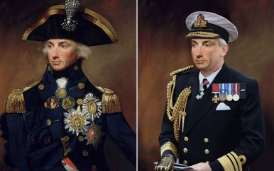 Admiral Nelson makeover
