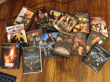 My extensive 3M movie collection
