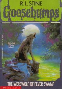 Goosebumps by RL Stine