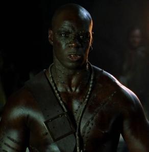 Isaac C. Singleton Jr. as Bo'sun.