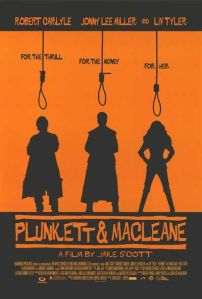 Plunkett & Macleane movie poster