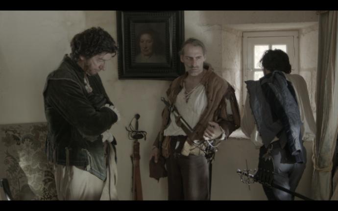 Veteran Musketeers First Musketeer