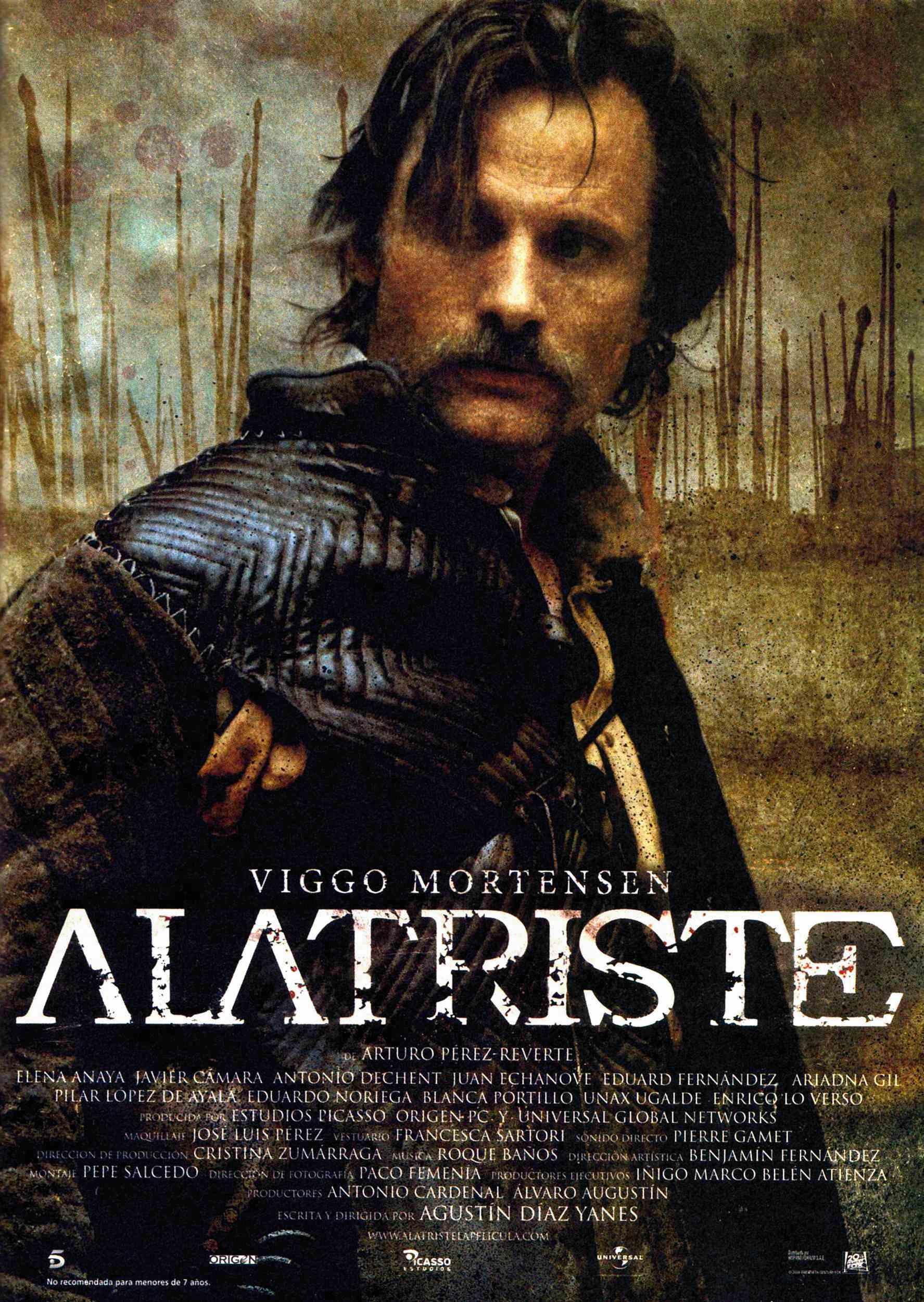 კაპიტანი ალატრისტე (ქართულად) Alatriste / Капитан Алатристе