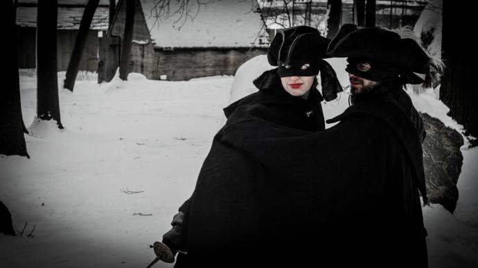 Highwaymen couple