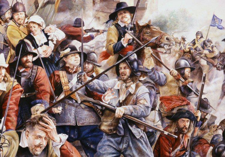 essay of the english civil war